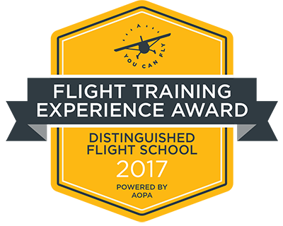 Flight Training Experience Award