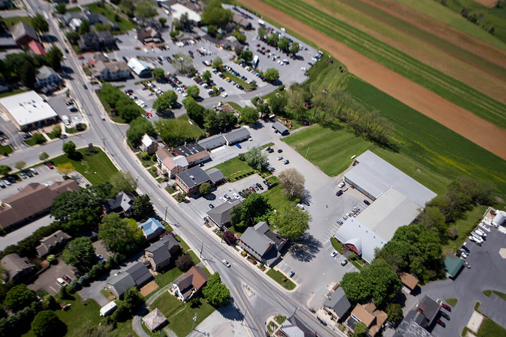 Aerial Photography Lancaster County